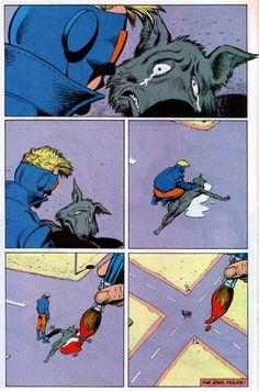 Animal Man #5 - The Coyote Gospel - Grant Morrison, Chas Truog