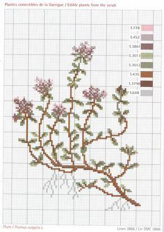 Gallery.ru / Фото #34 - Льняные идеи Herbarium - Mosca