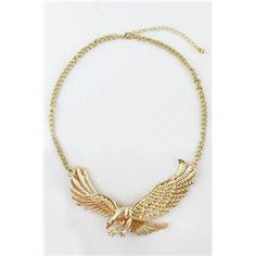 Flying Eagle Necklace | pariscoming