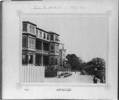 İstanbul-Yıldız Albümleri, Kadıköy, [The Mühüdar Garden in Kadıköy] /  Ali Rıza Paşa, -1907