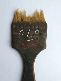 Paint Brush Man