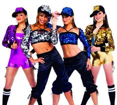 Hip Hop Outfits for Teenage Girls Cute Dance Costumes, Hip Hop Costumes, Dance Fashion, Hip Hop Fashion, Trendy Teen Fashion, Hip Hop Dance Outfits, Ropa Hip Hop, Sport Outfits, Cute Outfits
