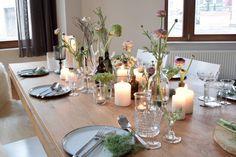 ZEG HET MET BLOEMEN / bloemenstyling met Flowers by Madam Toertjes / now on www.CLOCLO.be