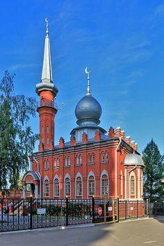 Nizhny Novgorad Cathedral Mosque, Russia