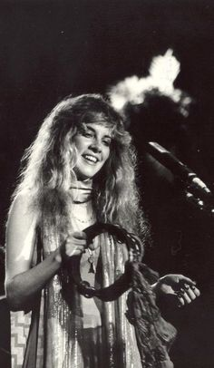 Stevie with that voice and that face, a living angel.