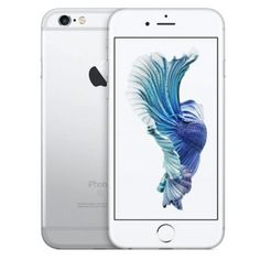 (REFURBISHED) Apple iPhone 6S 16GB (Silver)
