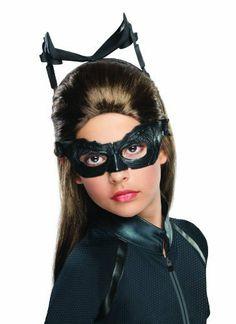 Batman: The Dark Knight Rises: Catwoman Wig, Child Size Rubie's Costume Co. $5.70. Save 62%!