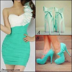 Cute dress outfit