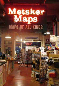 Inside Metsker Maps