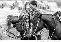 Tamára e Rainoldo | sessão casal | Paixão por cavalos e pelo mar | http://www.maykolnack.com.br/blog