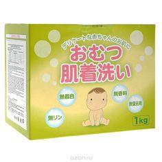 Стиральный порошок Rocket Soap для стирки детского белья, 1 кг