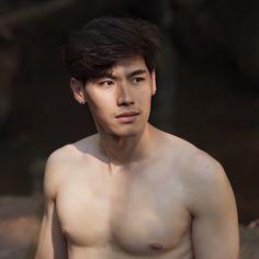 Hot Asian Men, Asian Love, Thai Drama, My Crush, Fiat, Actors & Actresses, Dark Blue, Idol, Celebs