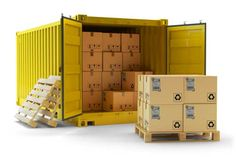 Transporting Materials with Export Pallets - Wood Crates Shipping Buy Shipping Container, Shipping Containers For Sale, Container Company, Cargo Container, Wooden Shipping Crates, Shipping Pallets, Wood Crates, Wooden Pallets