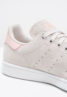 official photos 82f7b a49dc Baskets basses adidas Originals STAN SMITH - Baskets basses - pearl grey  white vapour