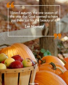 23 Quotes That Will Make You Fall In Love With Autumn   Inspiring Quote  Ideas For Fall