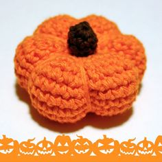 Free Halloween Crochet PatternsPetals to Picots