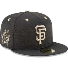 San Francisco Giants New Era 2017 MLB All-Star Game Side Patch 59FIFTY Fitted  Hat 0519ee131c41