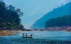 impresionantes lugares en IndiaMizoran, Este De La India.