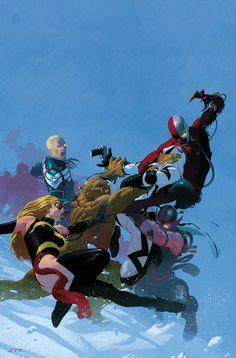 "Deathlok in ""Uncanny X-Force"" - Deathlok - Comic Vine"
