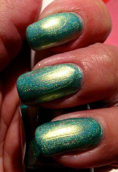 Lilypad Lacquer Golden Delicious