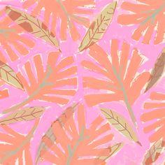 Barbara Perrine Chu-- Big Palms