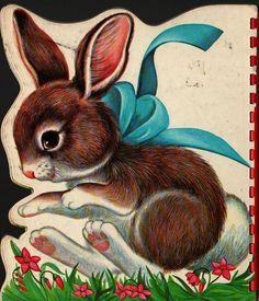 https://www.etsy.com/listing/226594861/vintage-kids-book-baby-bunnies-a-sturdi?