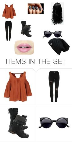 """stylist 2"" by kassy-almeida on Polyvore featuring arte"