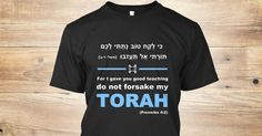 Discover Inspiring Proverbs Verse T-Shirt, a custom product made just for you by Teespring. With world-class production and customer support, your satisfaction is guaranteed. - Powerful verse from the book of Proverbs.    ...