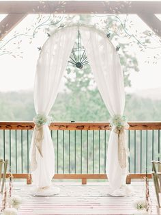 Wedding Arch on Pinterest | Indoor