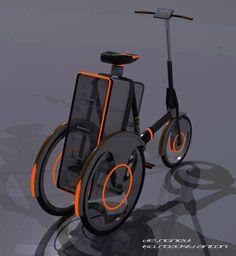 Electric Trike, Bike News, Motor Scooters, Cargo Bike, Bicycle Design, Future Car, Cool Bikes, Concept Cars, Motorbikes