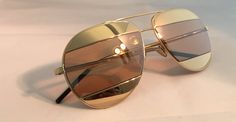 Nuovo e originale #occhiale Dior Split1. Noi lo abbiamo realizzato graduato! - #Lenti #oftalmiche: Smart SV - Trattamento GLACIER + GHOST SILVER su colorazione BROWN - odx + 2,50 + 0,75 ; - ASSE 85° pd 31,5 , h 21 - osx + 3,25 + 0,50 ; - ASSE 90° pd 34,5 h 21 - Tipo di montaggio: NYLOR FILO METALLO #ottici #ottica #optometristi #optometria #occhiali #lenti #rx #oftalmiche