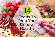 14 Foods To Keep Your Kidneys Healthy How many times have we heard the advice 'consume a balanced diet for good and healthy life'? How many times have we chosen to simply ignore it? Keeping our kidneys healthy is vital for our overall well-being. Food For Kidney Health, Kidney Foods, Health Foods, Kidney Friendly Diet, Kidney Detox Cleanse, Kidney Recipes, Diet Recipes, Healthy Recipes, Juice Recipes