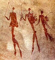 San Rock paintings vgallery.co.za