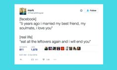 22 Tweets That Really Capture The Essence Of Married Life | The Huffington Post