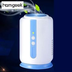 Home Ionizer Fresh Air Purifier