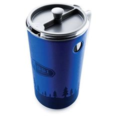 GSI Outdoors 50 oz Java Press - Blue - Commute Coffee Java, Best French Press Coffee, French Coffee, Materiel Camping, Coffee Uses, Outdoor Gear, Outdoor Stuff, Outdoor Fun, Just In Case