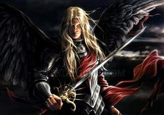 Archangel Lucifer. Called Lucian in the novel, he serves as Mikha'el's confidant and protector of Sera, the young woman Beelzebub seeks to keep the gate between the human world and the demon world open for eternity. Lucian's skill is being able to manipulate his world.