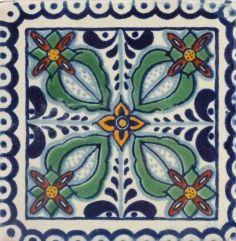 $2.25 Talavera Mexican Tile - Specials