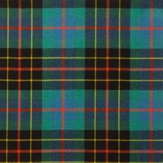 Brodie Hunting Lightweight Tartan by the meter – Tartan Shop