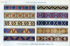 Gallery.ru / Фото #41 - Czechoslovakian Embroidery - Dora2012