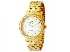 Relógio Champion CH 24624 H - Feminino Fashion Analógico com as melhores condições você encontra no Magazine Ottobiel. Confira!