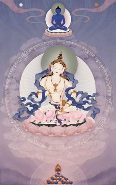 Eka Vajrasattva / Dorje Sempa