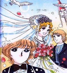 Yumiko Igarashi, Candy Candy, William Albert Ardlay, Anthony Brown, Candice White Ardlay