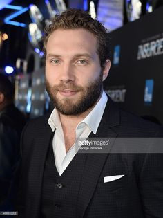 Actor Jai Courtney attends 'The Divergent Series: Insurgent' Canadian Premiere held at Scotiabank Theatre on March 17, 2015 in Toronto, Canada.