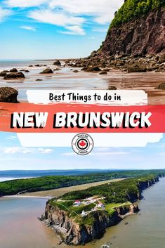 Are you planning to travel to New Brunswick? Discover what this top Canadian destination has to offer in our Guide to the Best Things to do in New Brunswick, from history to adventure travel. I what to do in New Brunswick I things to do in the Bay of Fundy I Canada travel guide I places to go in New Brunswick I what to see in New Brunswick I where to go in New Brunswick I New Brunswick travel guide I where to go in Canada I travel in Canada I destinations in Canada I #NewBrunswick #Canada Beautiful Places To Visit, Cool Places To Visit, Places To Go, Alberta Travel, Canada Destinations, Canadian Travel, Visit Canada, New Brunswick, Travel Usa