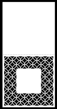 Mix & Match Cards - background 1 cut file card -http://www.birdscards.com/free-digital-cut-files/square-cards/#