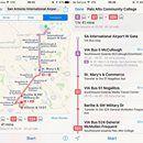 Dallas y San Antonio ya disponen de información sobre del transporte público  Hacía unas semanas que apenas teníamos noticias sobre acerca de la información del transporte público en Mapas de Apple. La...   El artículo Dallas y San Antonio ya disponen de información sobre del transporte público ha sido originalmente publicado en Actualidad iPhone.