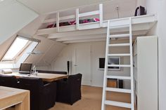 Interieurfotografie Enkhuizen, werkruimte met slaapvide | Flickr - Photo Sharing!