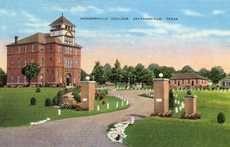 Jacksonville College, Jacksonville, Texas