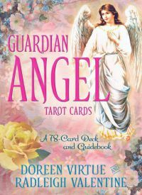 The Other Format of the Guardian Angel Tarot Cards: A Deck and Guidebook by Doreen Virtue, Radleigh Valentine Doreen Virtue, Tarot Cards For Beginners, Divination Cards, Oracle Tarot, Tarot Learning, Tarot Card Decks, Angel Cards, Tarot Readers, New Books